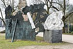 Denkmale Dammtordamm (Hamburg-Neustadt).Mahnmal gegen den Krieg.8.12023.ajb.jpg