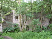 Derelict building at Phoside Farm (geograph 2491893).jpg