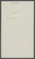Derostoma spec. - - Print - Iconographia Zoologica - Special Collections University of Amsterdam - UBAINV0274 105 06 0004.tif