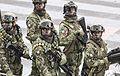 Desfile Militar Conmemorativo del CCV Aniversario del Inicio de la Independencia de México. (21286677690).jpg