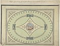 Design for a Ceiling for the First Drawing Room at Culzean Castle, Ayrshire MET DP805316.jpg