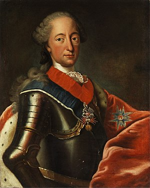 War of the Bavarian Succession - As a prince-elector and Duke of Bavaria, Max Joseph (pictured) brought peace and prosperity to his realm. Upon his death, several men sought to divide the duchy.