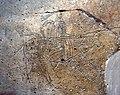 Detail. Man on horseback hunting a gazelle. From Hatra, Iraq. 2nd-3rd century CE. Iraq Museum.jpg