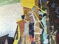 Detail 1, Wand Mosaik, Kennen und Erkennen, 1955–60, Universität Basel, Schweiz. Von Coghuf, Ernst Stocker (1905–1976) Künstler.jpg