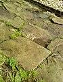Detail from roman fort of Vindolanda 16.jpg