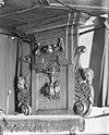 detail preekstoel rug(ge)schot - batenburg - 20028194 - rce