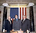 Devin Nunes with Dick Cheney and Dennis Hastert.jpg