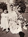 Dharam Kaur with daughters. Nairobi. 1965.jpg