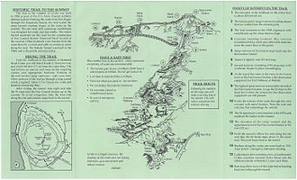 Diamond Head, Hawaii - Park Brochure: Diamond Head State Monument