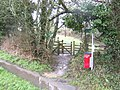 Diamond Way through here - geograph.org.uk - 308797.jpg