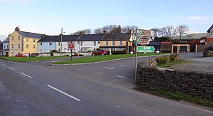 Ventry - The village centre