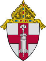 Coat of arms of the Diocese of Manchester