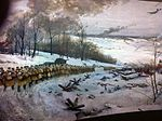 Diorama «Counter-offensive of Soviet troops near Moscow in December 1941».jpg