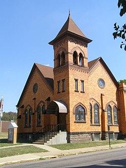 Millersburg Christian Church Wikipedia
