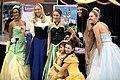 Disney princess cosplayers (26892476554).jpg