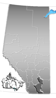 Division No. 2, Alberta Location.png