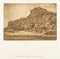 Djebel-Aboucir - Rive gauche de la Seconde Cataracte MET DP131967.jpg