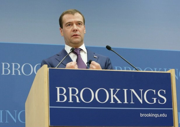 Dmitry Medvedev in the United States 14 April 2010-10.jpeg