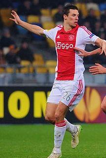 Nick Viergever Dutch footballer