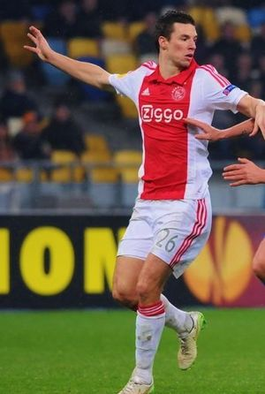 Nick Viergever - Viergever with Ajax