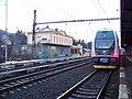 Dobřichovice, nádraží s vlakem.jpg