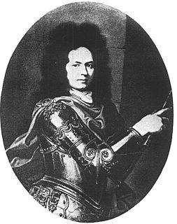 Alexander zu Dohna-Schlobitten (1661–1728) German general