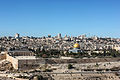 Dome of the Rock seen from the Mount of Olives (12395649153).jpg