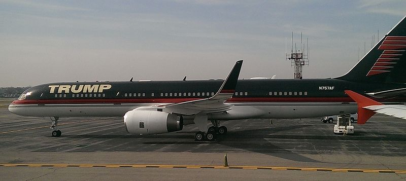 File:Donald Trump's 757.jpg
