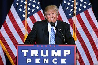 究竟是甚麼原因最終令特朗普成功當選?筆者覺得,很大程度上是美國很多選民都有「求變」的心。 (圖片:Gage@Wikimedia)