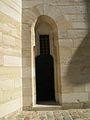 Donjon du Château de Vincennes rez de chaussée porte exterieur.JPG