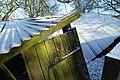 Door of a derelict barn - geograph.org.uk - 1109462.jpg