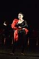 Dorothy Bhattacharya Dancing With Rabindra Sangeet - Sriniketan - Birbhum - 2017-10-21 5169.JPG