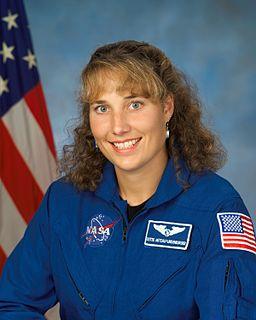 Dorothy Metcalf-Lindenburger Former American astronaut