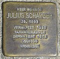 Dortmund Stolperstein Julius Schanzer.jpg