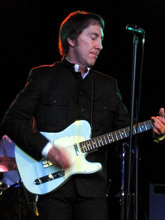 Power pop - Doug Fieger of the Knack performing