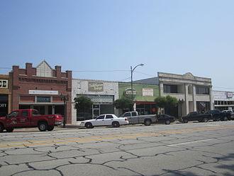 Athens, Texas - Image: Downtown Athens, TX IMG 0587