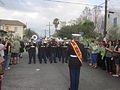 Downtown Irish Parade 2013 Military Band 2.JPG