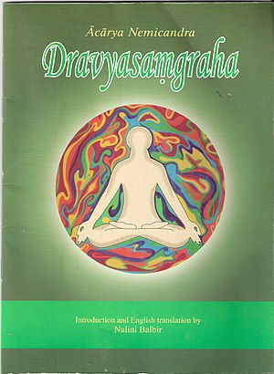 Dravyasamgraha - English translation by Nalini Balbir