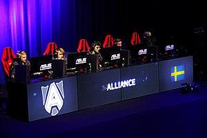 Alliance (eSports) - Alliance at DreamHack Summer 2015