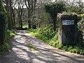 Driveway to Stanborough - geograph.org.uk - 1242496.jpg