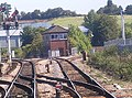 Droitwich Spa signal box. - geograph.org.uk - 6106.jpg