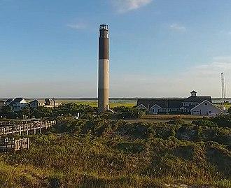 Oak Island Light - Oak Island Lighthouse