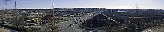DuBois, Pennsylvania - Image: Du Bois, Pennsylvania Panorama