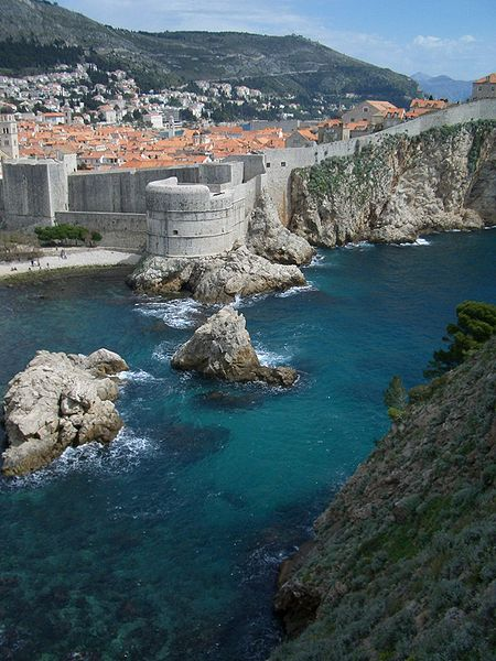 Ficheiro:Dubrovnik sea.jpg