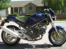 Ducati Monster Showa Fork Modification