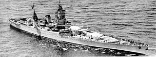 French battleship <i>Dunkerque</i> ship