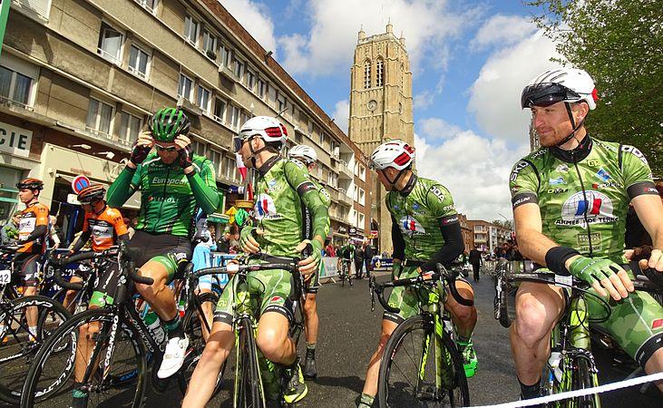 Dunkerque - Quatre jours de Dunkerque, étape 1, 6 mai 2015, départ (C02).JPG