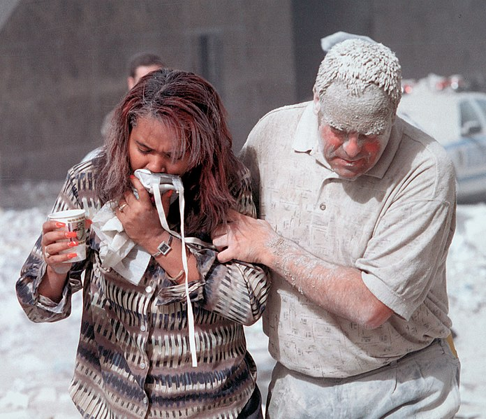 File:Dust covered 911 victims.jpg