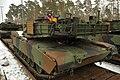EAS M1A2s arrive in Grafenwoehr (12234461713).jpg