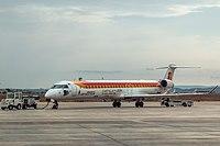 EC-LJT - CRJX - Croatia Airlines
